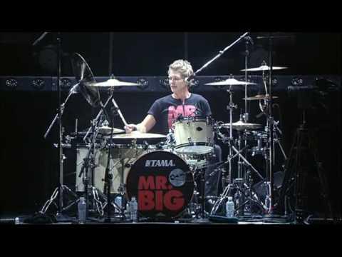 Pat Torpey (MR.BIG) BACK TO BUDOKAN DrumSolo