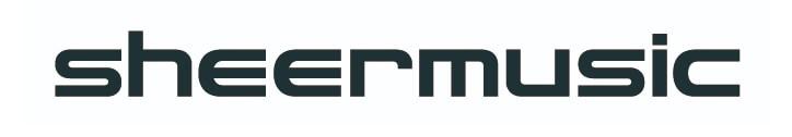 シアーミュージックのロゴ