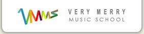 ベリーメリーミュージックのロゴ