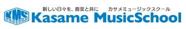 カサメミュージックのロゴ
