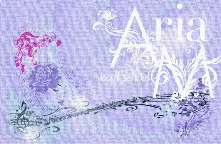 AriaMの公式サイト1